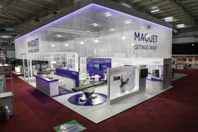 Maquet at Africa Health